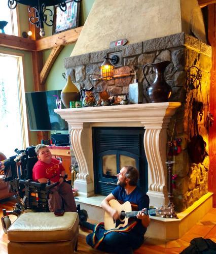 Beautiful Timber Frame house, Yukon