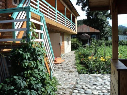 Дом у Катуни, Чемал, Chemal'skiy rayon