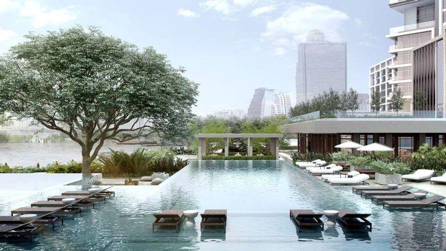 Four Seasons Hotel Bangkok at Chao Phraya River, Bang Kho Laem