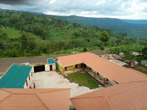 Sipi Travellers Lodge, Tingey