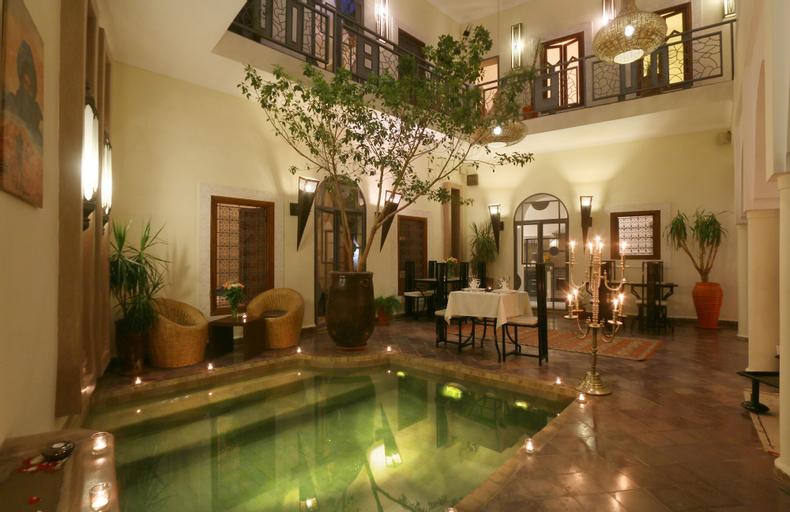 Le Riad Jardin Des Rêves, Marrakech