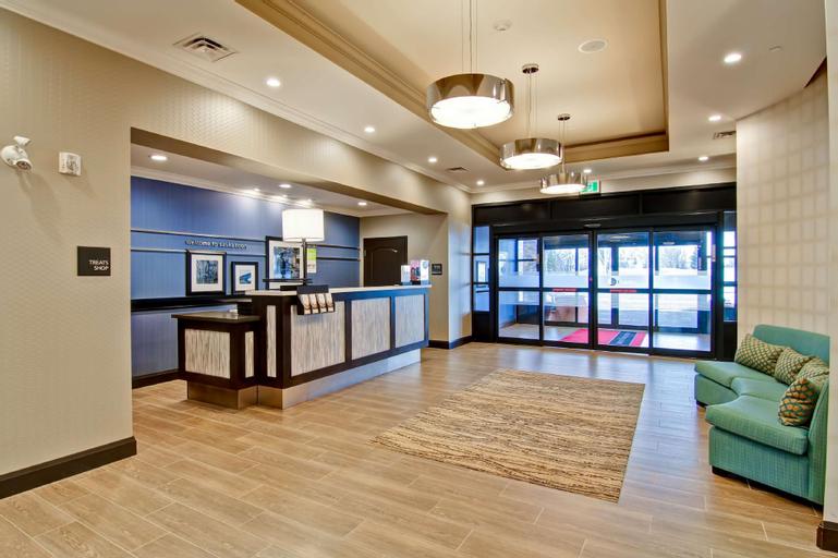 Hampton Inn And Suites Saskatoon Apt., Saskatchewan, Canada, Division No. 11