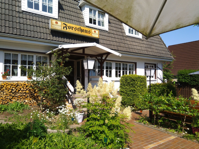 Hotel Forsthaus Sellin, Vorpommern-Rügen