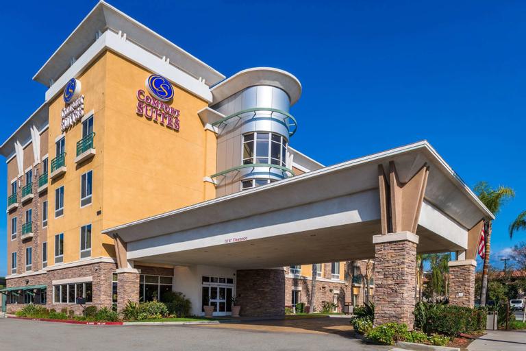 Comfort Suites Ontario Convention Center, San Bernardino