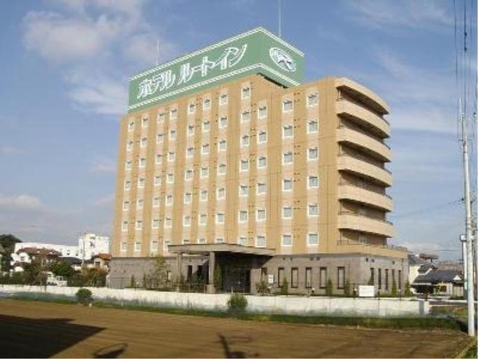 Hotel Route-Inn Shimodate, Chikusei