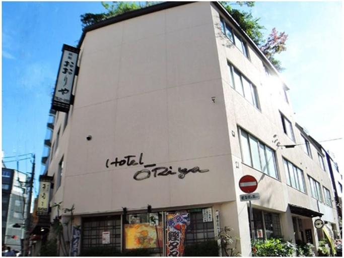 Hotel Oriya, Kōchi