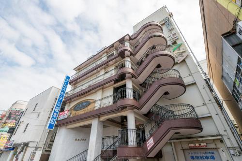 アムズホテル 桜木町, Toyama