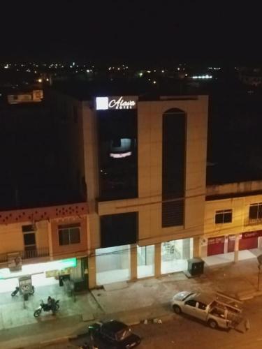 Hotel Alava, El Empalme