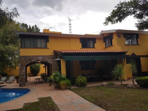 casa amarilla, Soledad de Graciano Sánchez