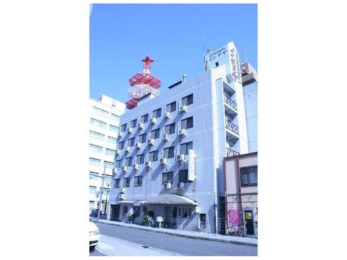 Business Hotel Indoya, Kure