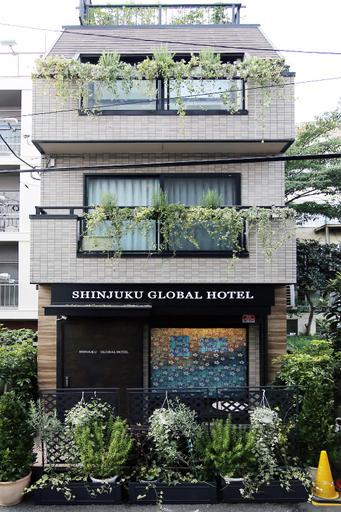 SHINJUKU GLOBAL HOTEL, Shinjuku
