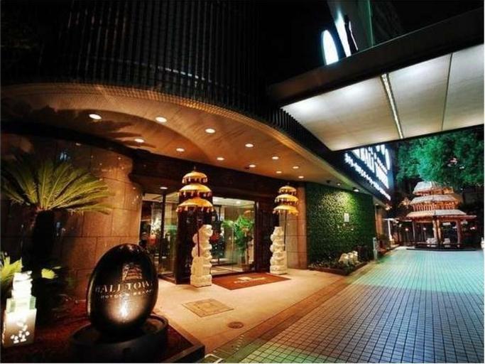 Hotel Bali Tower Osaka Tennoji, Osaka