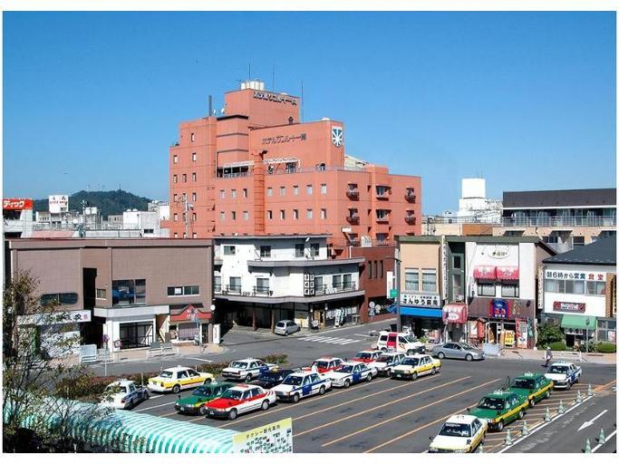 Hotel Sunroute Ichinoseki, Ichinoseki