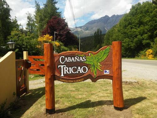 Cabanas Tricao, Cushamen