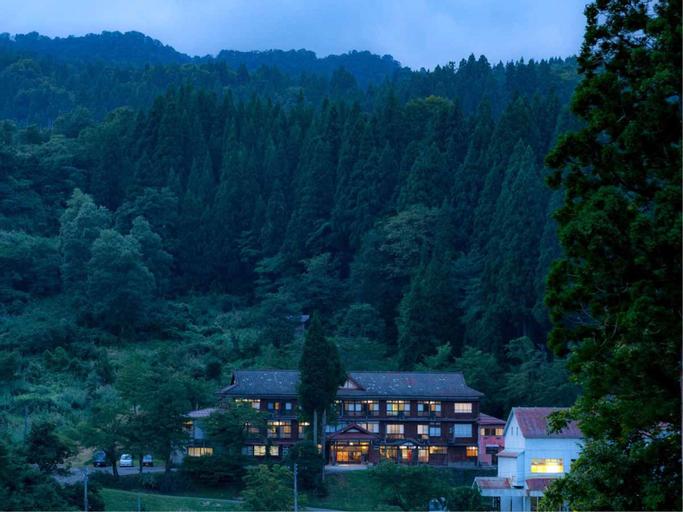 Ryounkaku(Japannese-style Inn), Tōkamachi