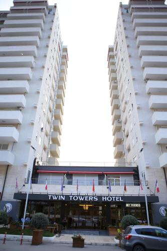 Twin Towers Hotel, Lezhës