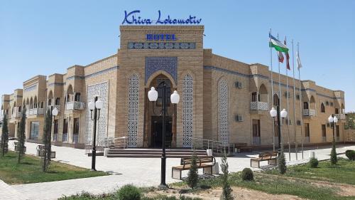 Khiva Lokomotiv, Xiva