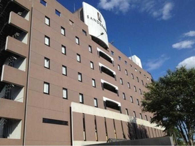Hotel Sanderson, Maebashi