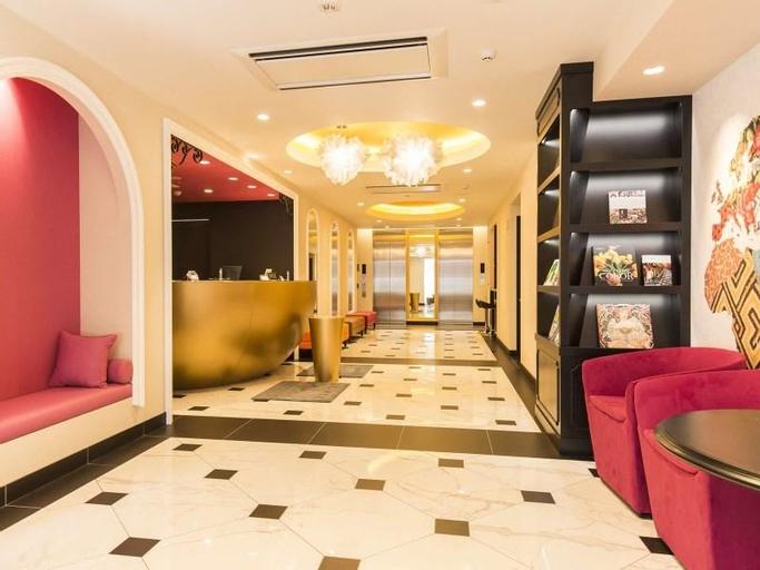 Hotel Wing International Select Hakata Ekimae, Fukuoka