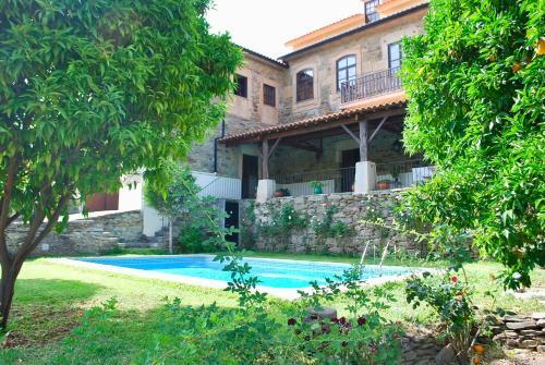 Casa de Mendiz, Alijó
