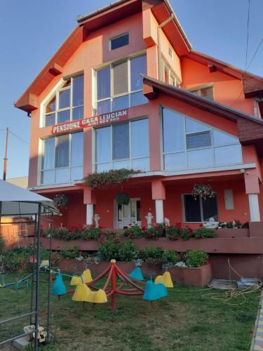Casa Leucian, Deva