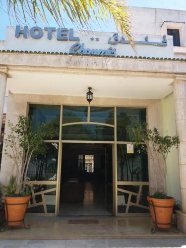 Hotel Choumisse, Larache