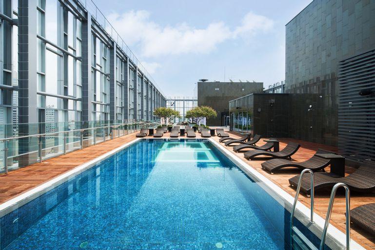Novotel Ambassador Seoul Dongdaemun Hotels & Residences, Jung