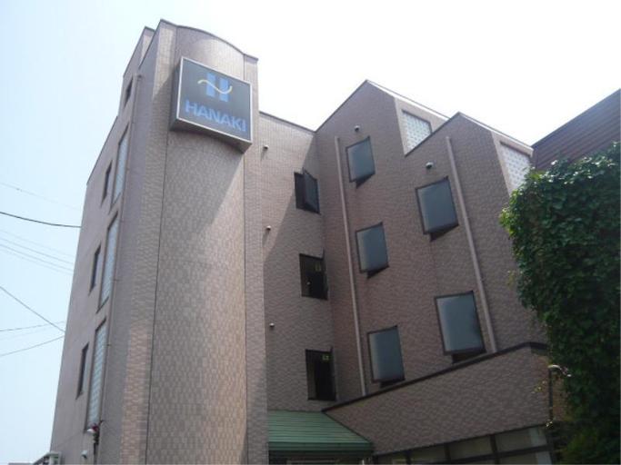 Hotel Hanaki, Tagajō