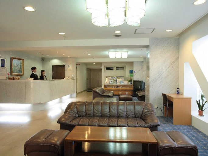 Satation Hotel Singu, Shingū