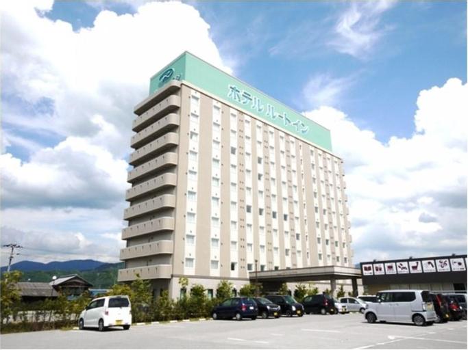 Hotel Route-Inn Hikone, Hikone