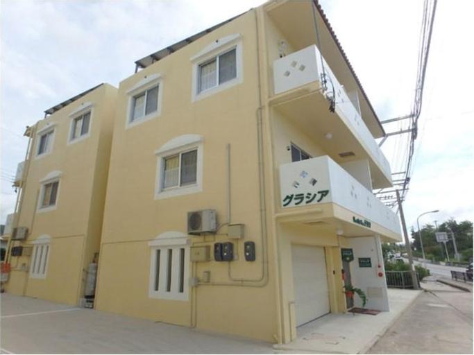 Kariyushi Condominium Resort  Beachside House Gracia, Kin