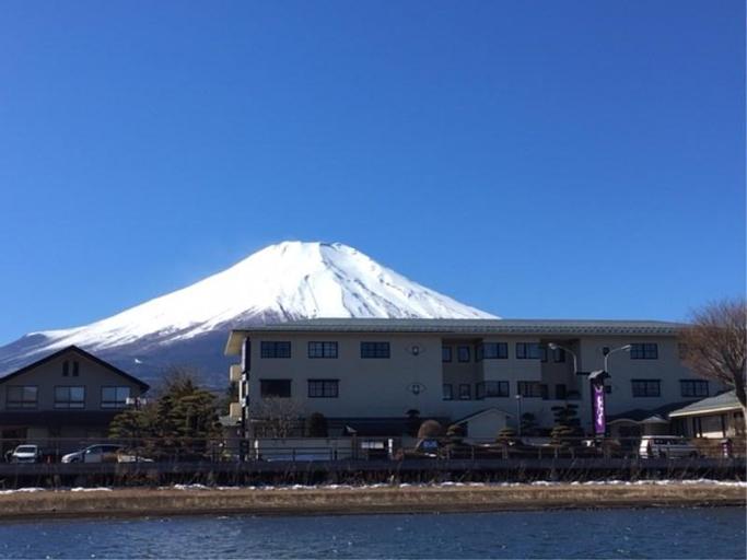 Fuji To Mizuumi No Yado Tagaogi, Yamanakako