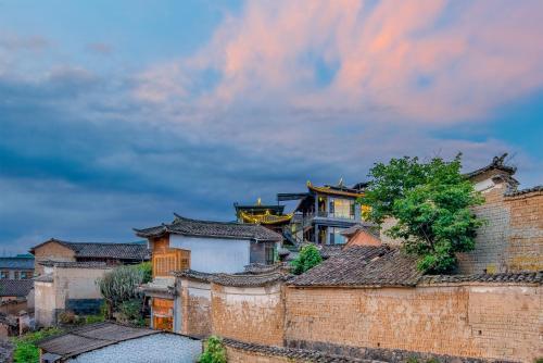Mohe Shuxin Full View Guesthouse, Baoshan