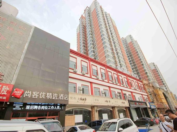 Thank Inn Plus Hotel Hebei Handan Hanshan District Fu Southeast Street, Handan