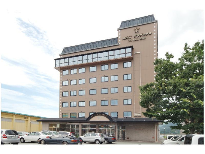 Ozu Plaza Hotel, Ōzu