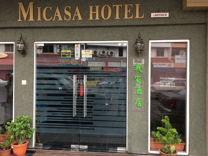 Micasa Hotel, Labuan