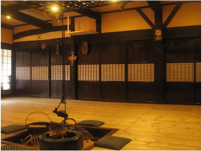 Irori no yado Minshuku Azumaya , Ōmachi