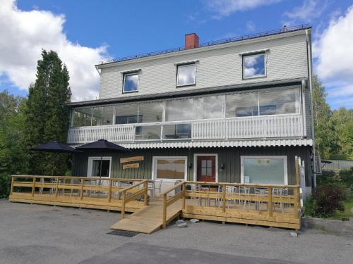 Skulebergets Frestelse, Kramfors