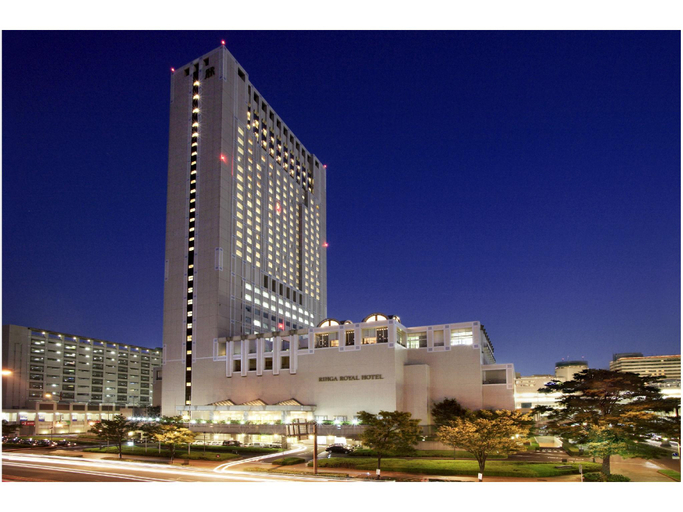 RIHGA Royal Hotel Kokura, Kitakyūshū