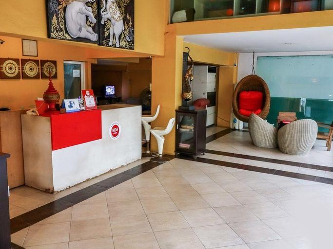 Nida Rooms Rama 4 Platinum, Yannawa