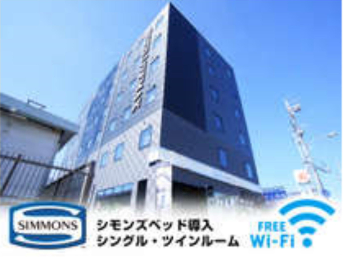 Hotel LiveMax Kakegawa-Ekimae, Kakegawa