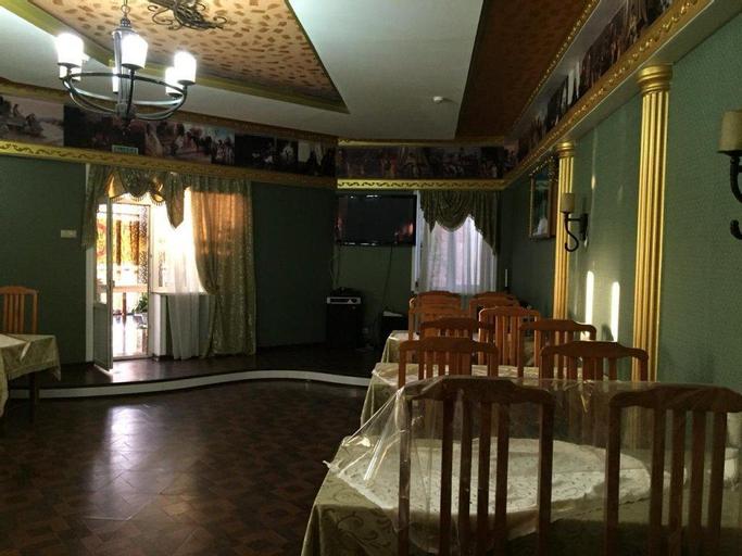 Izumrud Hotel, Makhachkala gorsovet