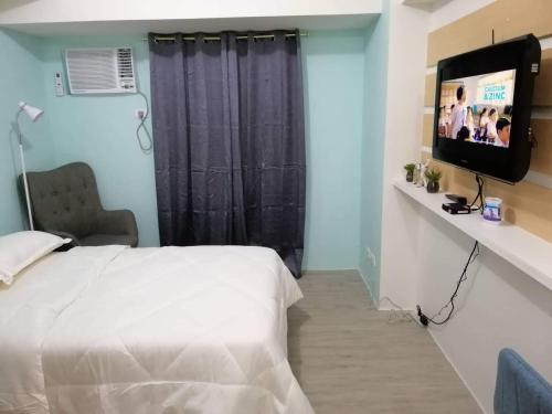 3R's condo staycation, Quezon City