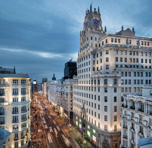 NH Collection Madrid Gran Vía, Madrid