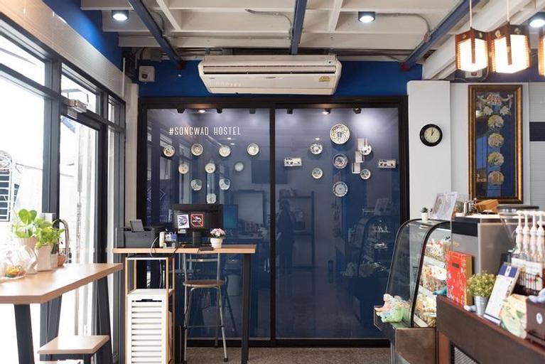 Songwad Hostel And Cafe, Khlong San