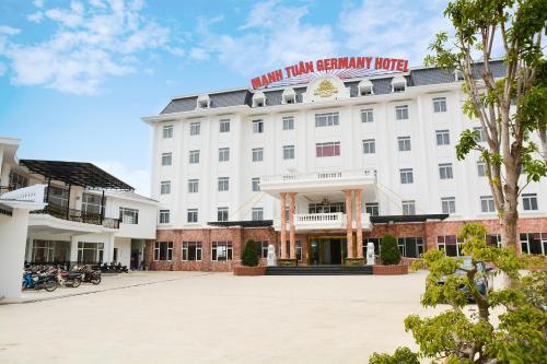 Manh Tuan Germany Hotel, Mộc Châu