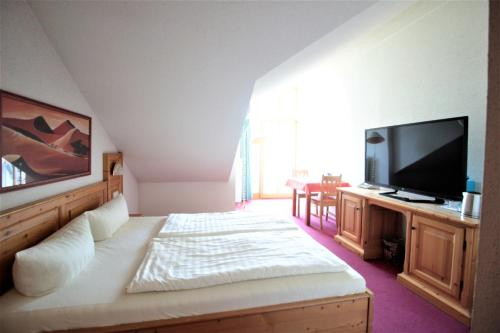 Ruhiges Doppelzimmer im Hotel Ahornhof, Regen