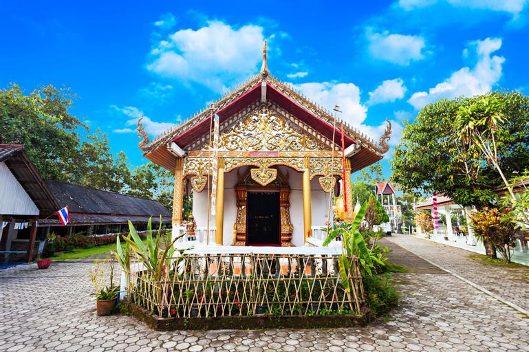 Rak Rim Pai Guesthouse, Pai