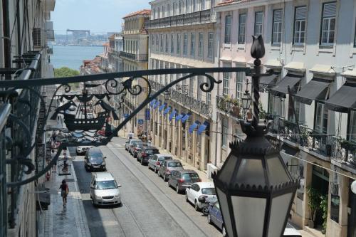 Lisbon Serviced Apartments Chiado Emenda, Lisboa
