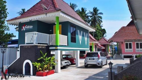 Fedora Chalet & Shades, Kota Melaka